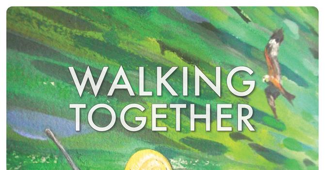 St. Matthias Chapel Gallery Exhibit:  Walking Together image