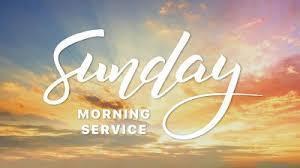 Morning Service - Audio.   2020