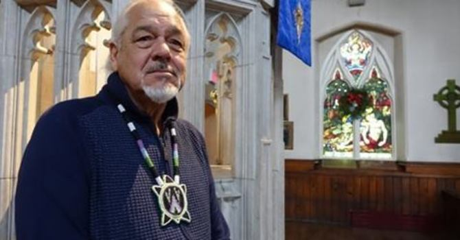 Anglican church welcomes Indigenous teacher - CBC News image