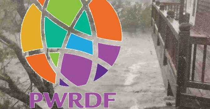 PWRDF responds to Hurricane Dorian image