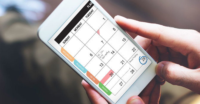How to subscribe to your website's calendar in Google Calendar image