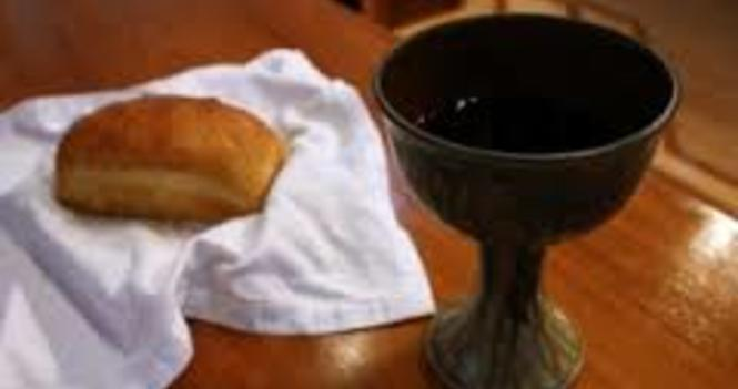 Chapel  Service with Communion