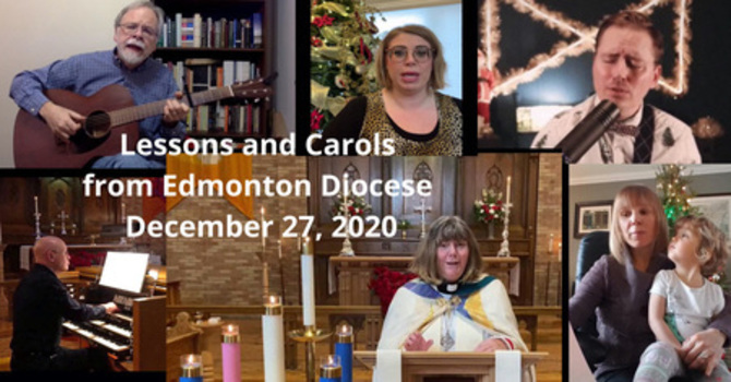 Diocesan Lessons & Carols Service Produced image