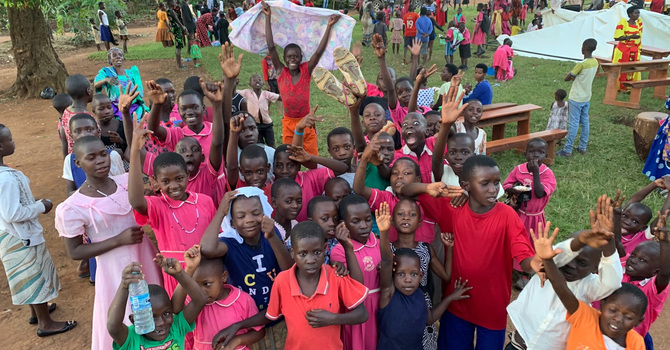 Fundraiser for Rural Uganda School Children