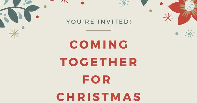 Coming Together for Christmas