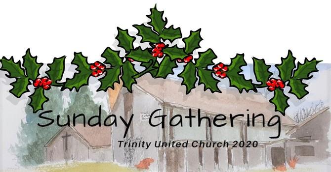 Sunday Gathering - December 27th image