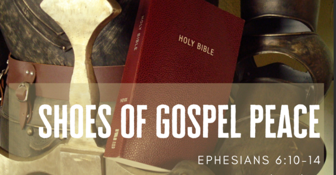 Shoes of Gospel Peace