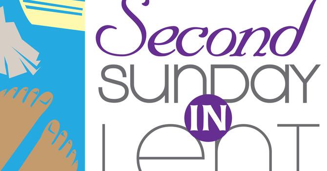 February 25 Bulletin Lent image