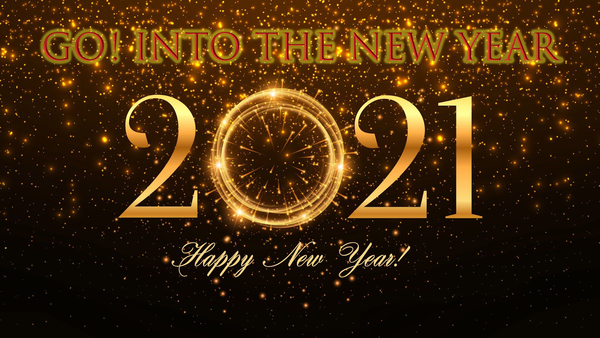 Go! Into the new year