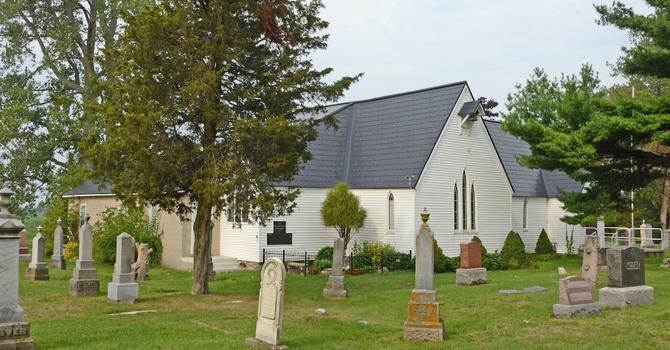 Trinity Church, Cottam