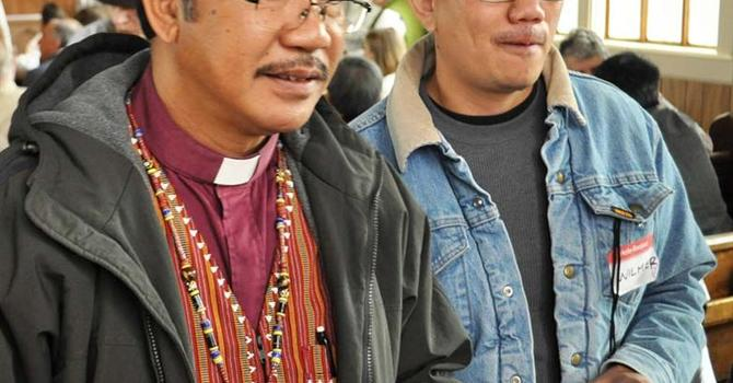 Celebration of New Ministry at St. Michael's, Vancouver (Broadway) image