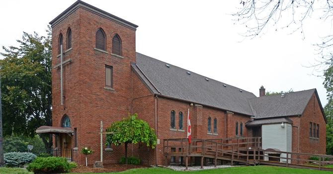 St. Andrew's Church, LaSalle