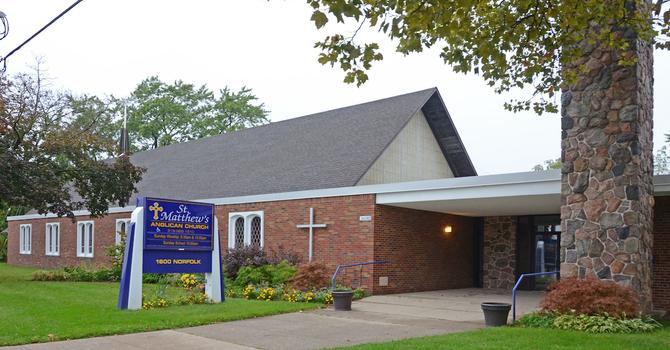 St. Matthew's Church, Windsor