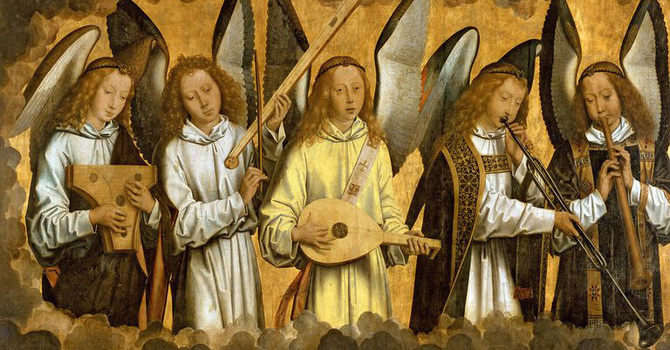 Holy Week Music Meditation