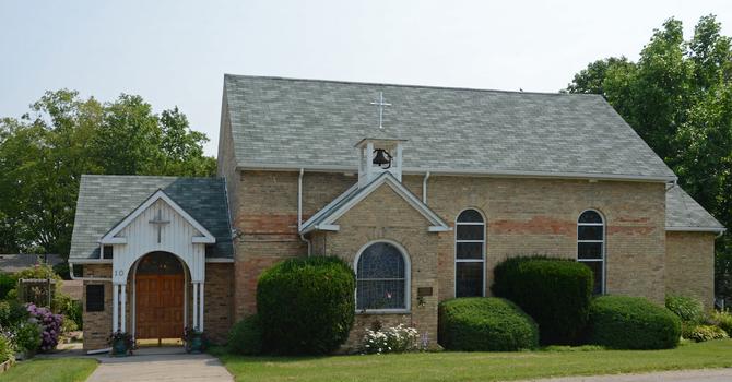 Trinity St. James Church, Bayfield