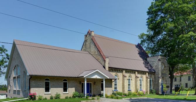 Trinity Church, Blyth