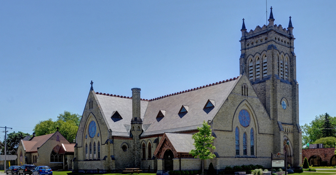 Trivitt Memorial Church, Exeter