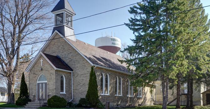 St. Paul's Church, Palmerston