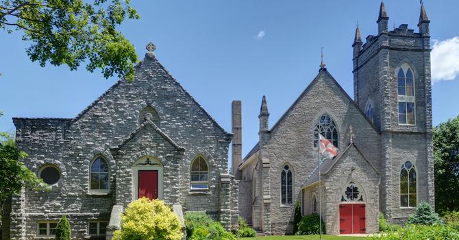 St. James Church, St. Marys