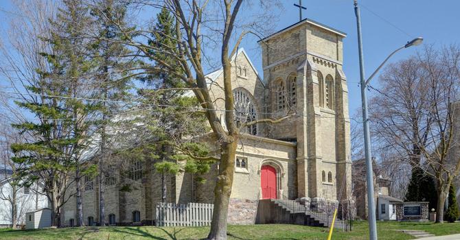 St. Paul's-Trinity Church, Wingham