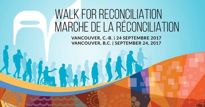 Walk for Reconciliation - Reconciliation Canada