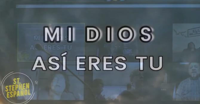 Servicio En Espanol   Diciembre 27, 2020   9:30 A.M.