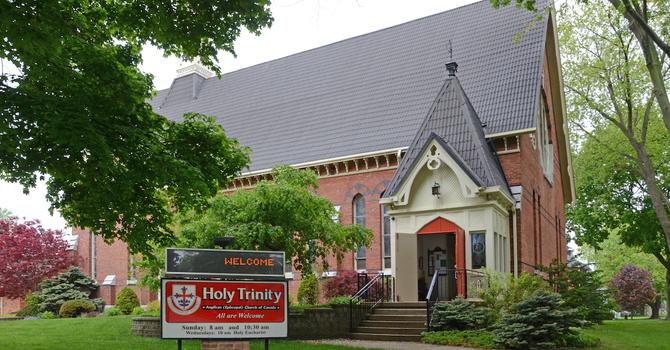 Holy Trinity/St. Paul's Church, Chatham