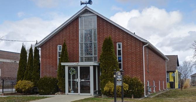 St. Paul's Church, Erieau