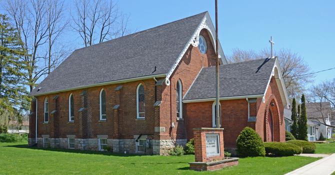 Church of the Advent, Ridgetown