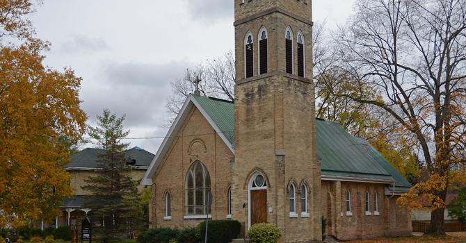 St. James Church, Parkhill
