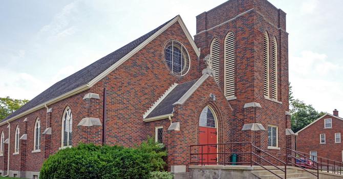 Canon Davis Memorial Church, Sarnia