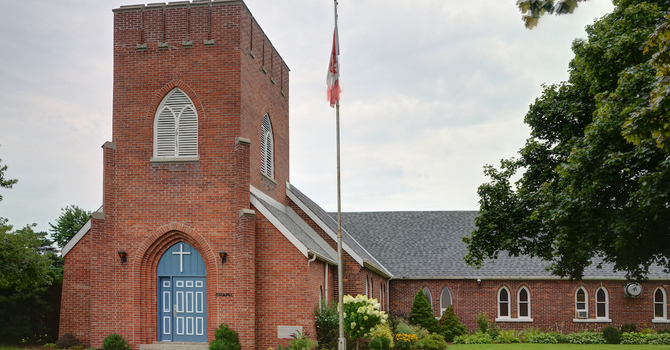 Trinity Church, Sarnia