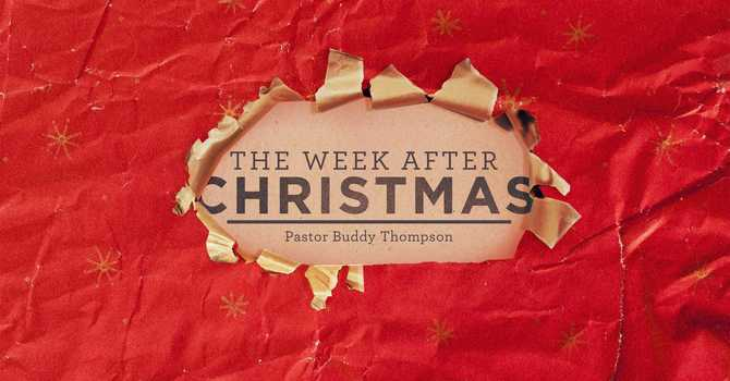 The Week After Christmas