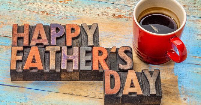 Father's Day Celebration Sunday