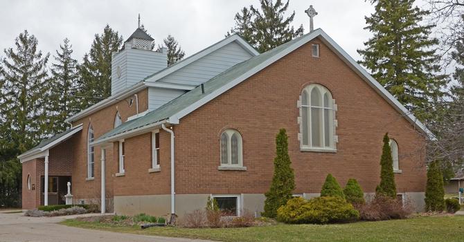 Christ Church, Huntingford