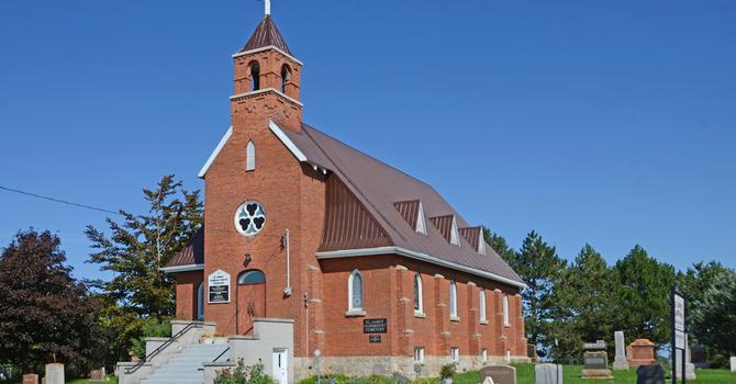 St. James' Church, Fairmount