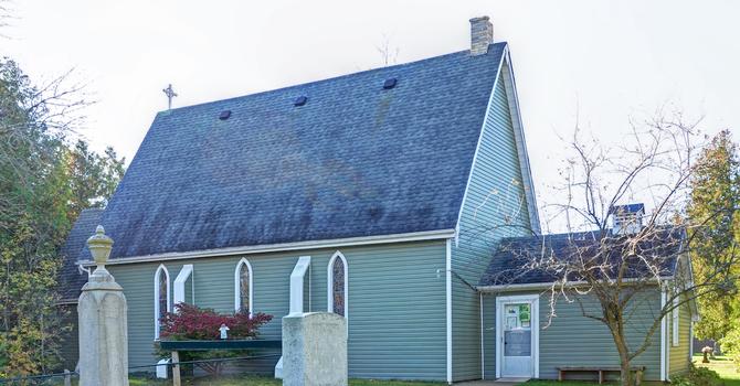 St. Luke's Church, Pine River