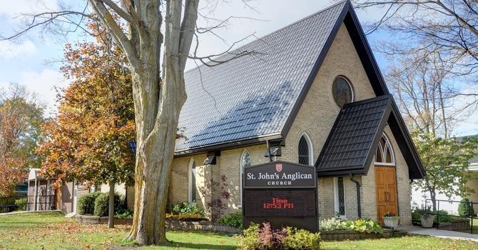 St. John's Church, Port Elgin