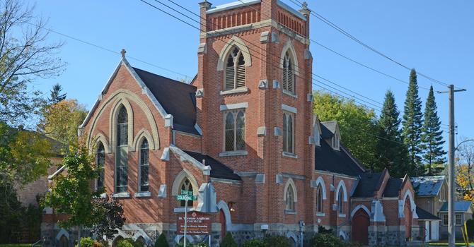 St. Thomas Church, Walkerton