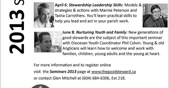 Leaders in Stewardship image