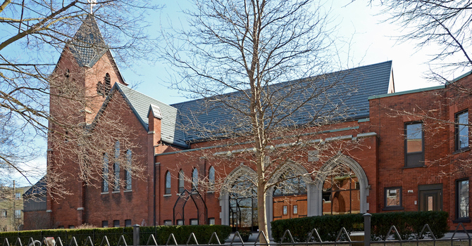 Church of St. John the Evangelist, Kitchener