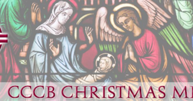 CCCB President's 2020 Christmas Message image