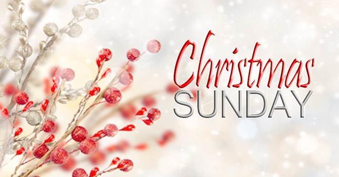 Christmas Morning Service