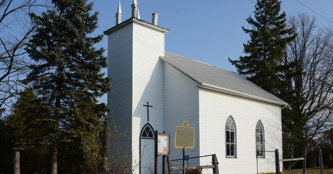 St. Mary's Chapel of Ease, Napier