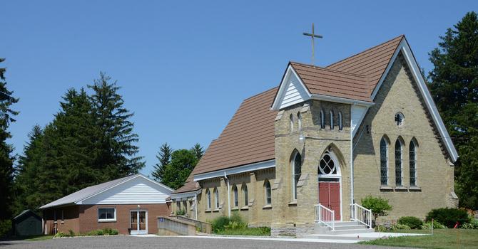 Christ Church Chapel of Ease, Glanworth