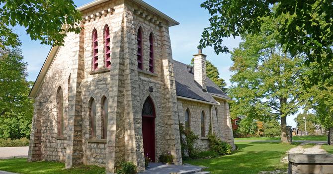 St. Margaret's Chapel, Cape Chin