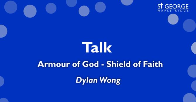 Armour of God - Shield of Faith image