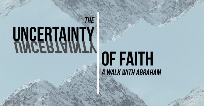 The Uncertainty of Faith