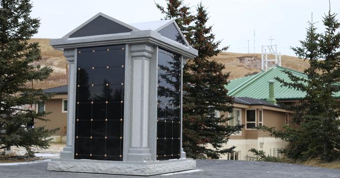 Columbarium and Garden View image