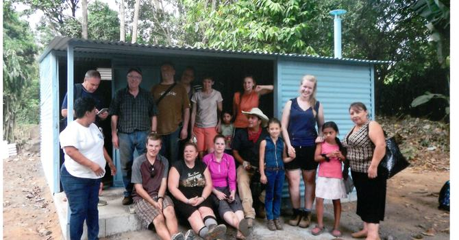 Guatemala Missions - Solar Lighting Systems image